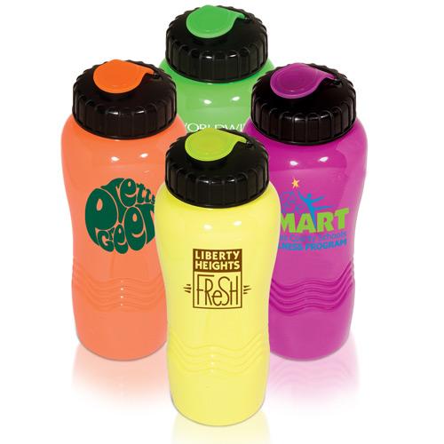 Neon 26 oz. Water Bottle