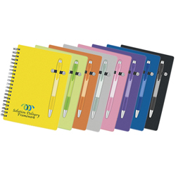 Pen-Buddy Notebook