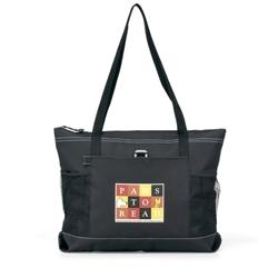 Select Zippered Tote Bag