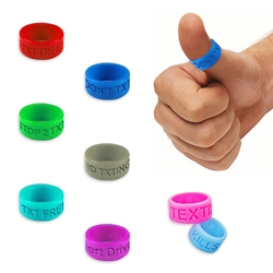 Silicone Thumb Rings