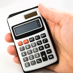 Trade show_calculator