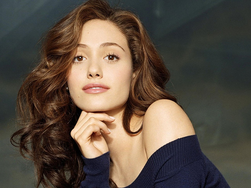Would You Buy Promotional Cups from Emmy Rossum