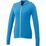 Garner Knit Full Zip Hoody - Women's | Olympic Blue Heather