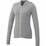 Garner Knit Full Zip Hoody - Women's | Heather Grey