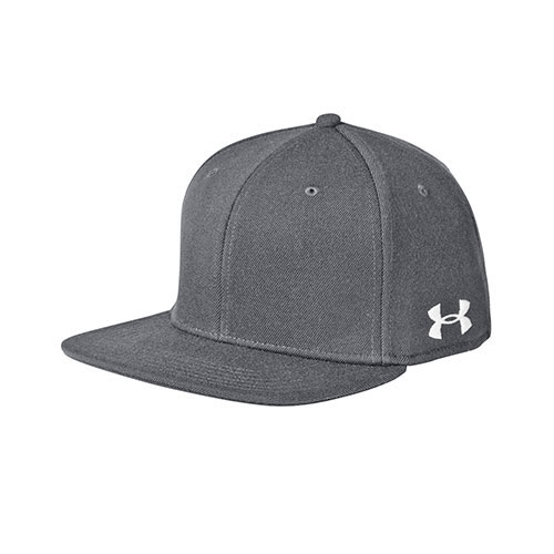 Under Armour - Flat Bill Cap - Solids