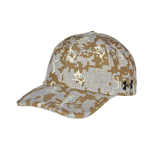 Under Armour - Curved Bill Cap - Digi Camou