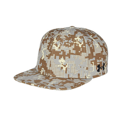 Under Armour - Flat Bill Cap - Digi Camou