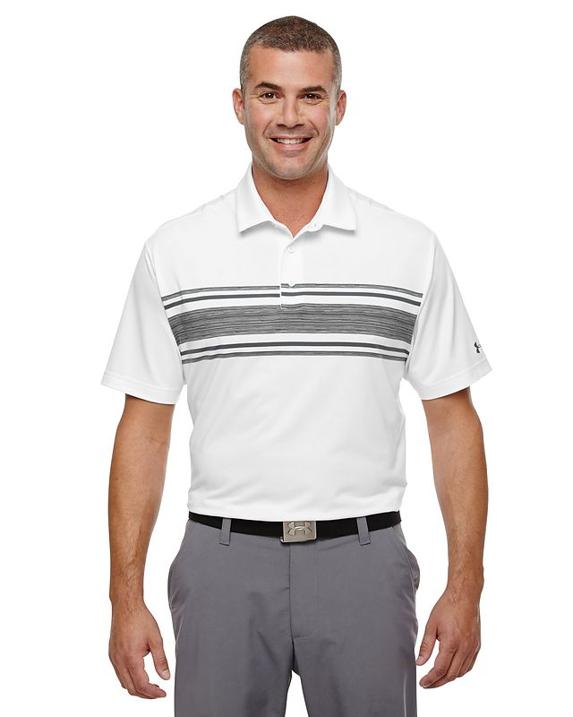 Under Armour - Men's Playoff Space Dyed Polo