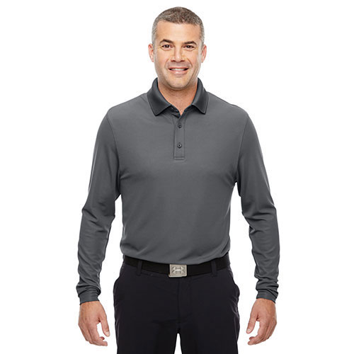 Under Armour - Men's Performance Long Sleeve Polo