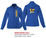 Darien Packable Lightweight Jacket - Men's | New Royal - Decorated Image