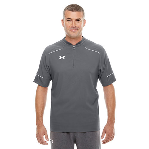 Under Armour - Men's Ultimate Short Sleeve Windshirt