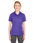 UltraClub Ladies' Cool & Dry Mesh Pique Polo