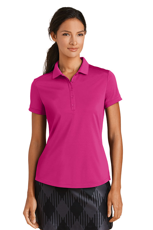 Nike Golf Ladies Dri-FIT Smooth Performance Modern Fit Polo