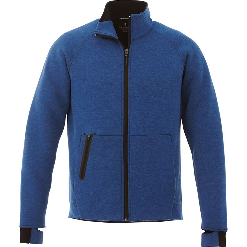 Kariba Knit Jacket - Men's | Metro Blue