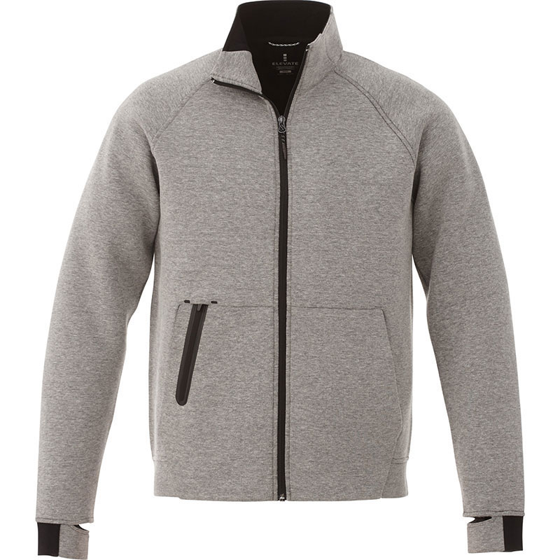 Kariba Knit Jacket - Men's | Heather Grey