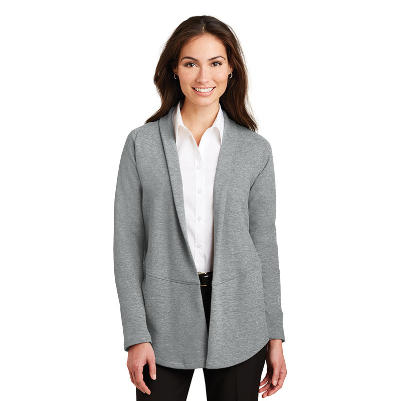Port Authority Interlock Cardigan
