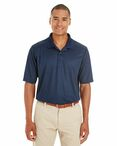 Core 365 Men's Express Microstripe Performance Pique Polo