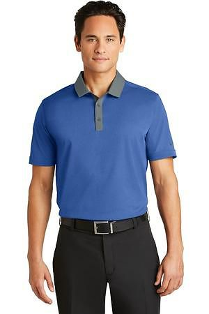 Nike Golf Dri-FIT Heather Pique Modern Fit Polo