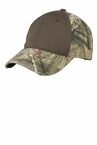 Port Authority Camo Cap with Contrast Front Panel