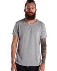 Men's Short-Sleeve Recycled Crew