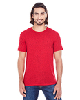 Men's Triblend Fleck Short-Sleeve T-Shirt