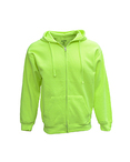 Adult Full-Zip Fleece Hood
