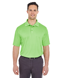 Men's Cool & Dry Jacquard Stripe Polo