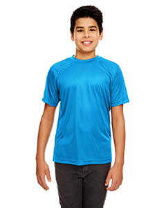 Youth Cool & Dry Sport Performance Interlock T-Shirt