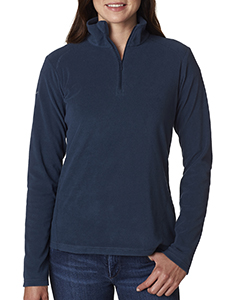 Ladies' Crescent Valley Quarter-Zip Fleece
