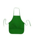 Debbie NS2R Cotton Twill Apron Kelly