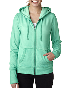 Ladies' Oasis Wash Full-Zip Hood