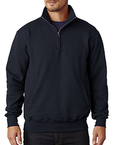9 oz. Double Dry Eco® Quarter-Zip Pullover