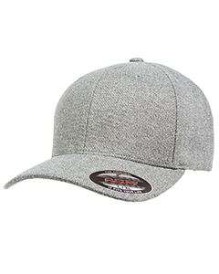 Adult Poly Mélange Heather Stretch Cap