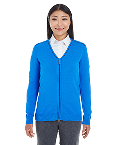 Ladies' Manchester Fully-Fashioned Full-zip Sweater