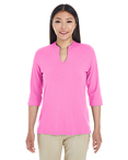Ladies' Perfect Fit™ Tailored Open Neckline Top