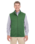 Men's Newbury Mélange Fleece Vest