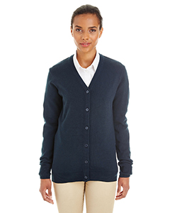 Ladies' Pilbloc™ V-Neck Button Cardigan Sweater