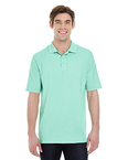 Men's X-Temp Piqué Short-Sleeve Polo with Fresh IQ