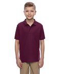 Youth 5.3 oz., Easy-Care™ Polo