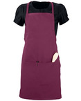Adult Waiter Apron With Pockets