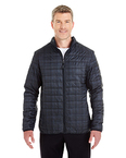 Men's Portal Interactive Printed Packable Puffer