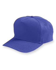 Youth 5-Panel Cotton/Twill Cap