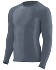 Youth Hyperform Long-Sleeve Compression Shirt