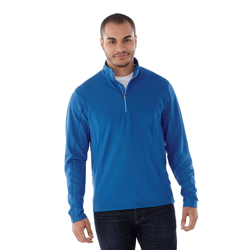 Caltech Knit Quarter Zip - Men's