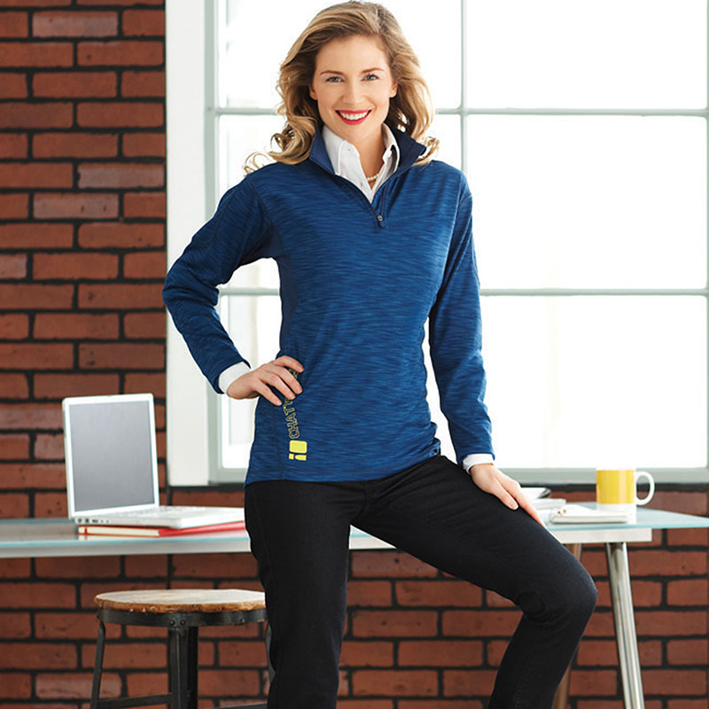 Yerba Knit Quarter Zip - Women's