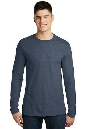 District Young Mens Very Important Tee Long Sleeve