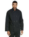 Unisex Classic 8 Button Chef Coat