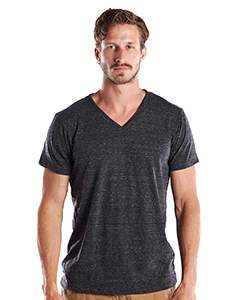 Men's 4.9 oz. Short-Sleeve Triblend V-Neck