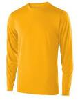 Adult Polyester Long Sleeve Gauge Shirt