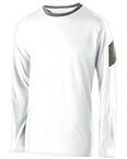 Youth Polyester Long Sleeve Electron Shirt